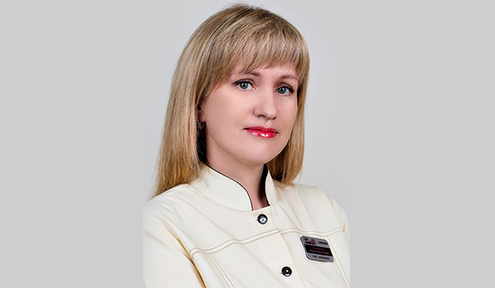 Литвиненко Елена Евгеньевна