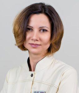 Безуглая Елена Анатольевна