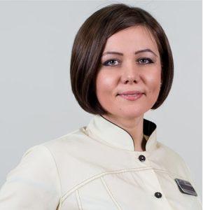 Костровська Екатерина Олеговна к.мед.н, офтальмолог I категории, заведующий ЛДВ№1