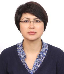 Черкез Алла Николаевна