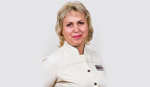 Васильева Светлана Александровна офтальмолог высшей категории, заведующий ЛДО№2